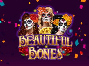 beutiful bones slot halloween