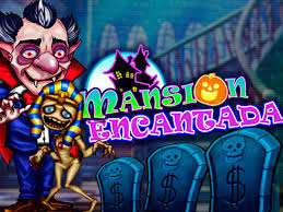mansion encantada slot halloween