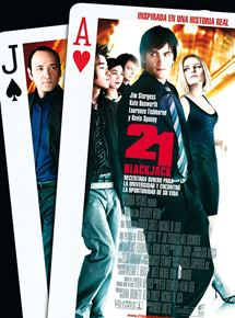 21 blackjack pelicula