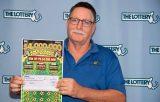 Rhodes gana dos veces la lotería en un año y medio