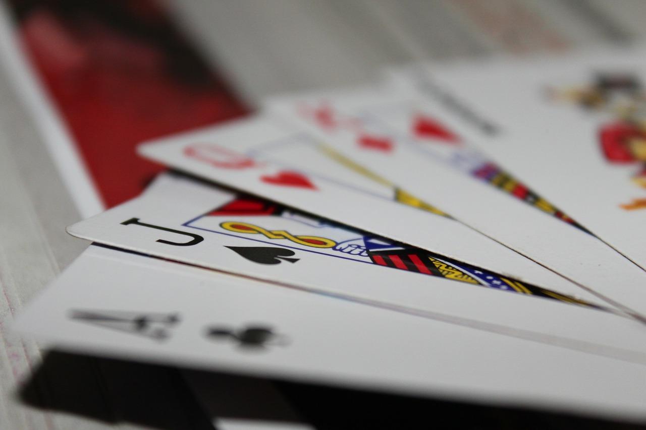cartas jugar al blackjack