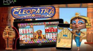 CLEOPATRA MGA GAMES