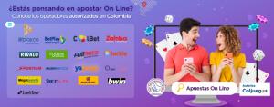 ¿Qué operadores son legales en Colombia?