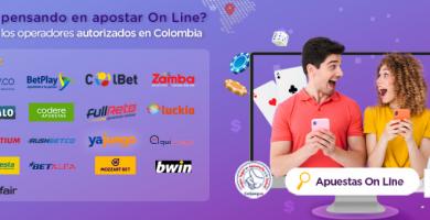 qué operadores son legales en Colombia