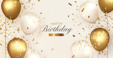 Bono cumpleaños